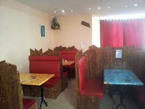Pizzeria salle