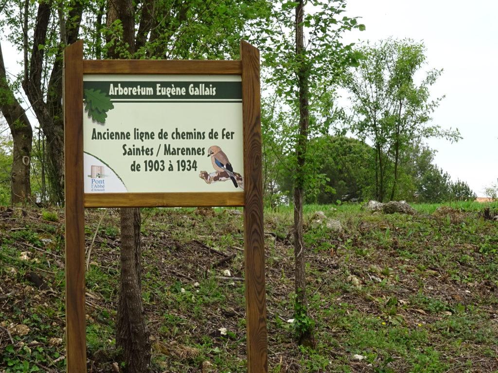 Arboretum Eugène Gallais