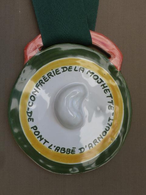 Médaille de la Confrérie